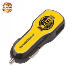 Chargeur voiture USB personnalisé