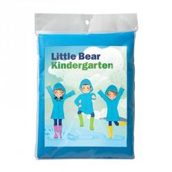 Imperméable à capuche pour enfant