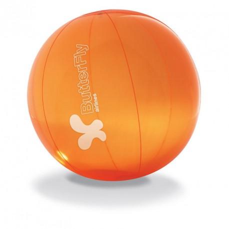 Ballon de plage gonflable en PVC