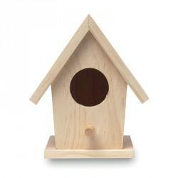 Nichoir en bois personnalisable