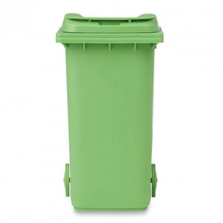 Pot à stylos en forme de conteneur poubelle