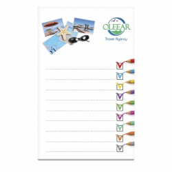 BIC® 101 mm x 152 mm Adhesive Notepads Ecolutions®