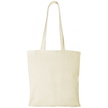 Sac Shopping coton naturel 140g/m²