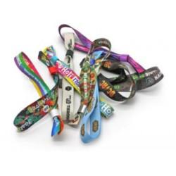 Bracelet festival avec fermeture sécurité