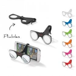 Lunettes de réalité virtuelle pliantes personnalisées