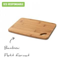 Planche à découper en bambou personnalisée - petit format
