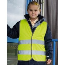 Gilet de sécurité enfant personnalisé