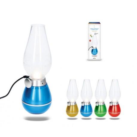 Lanterne LED personnalisée avec boite cadeau