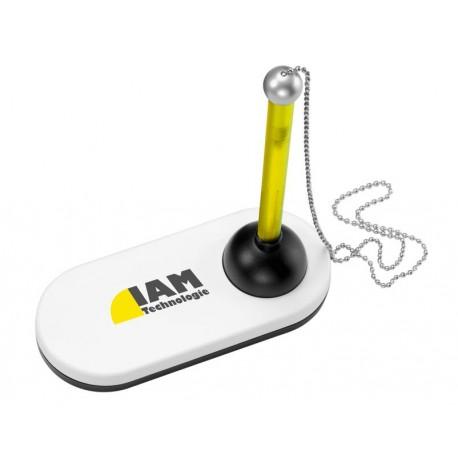 Porte-stylo chainette personnalisé -