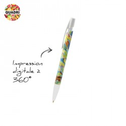 Stylo BIC® Media Clic bille Digital personnalisé