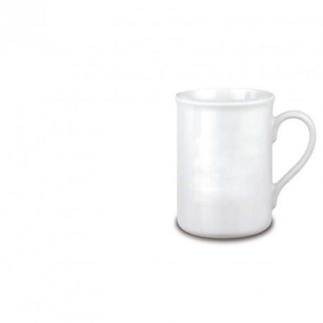 Mug Classic (en porcelaine blanche)