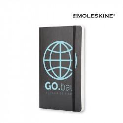 Carnet de poche Moleskine personnalisé (souple)