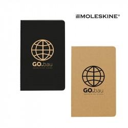 Cahier de poche Moleskine personnalisé