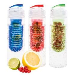 Bouteille à eau citron personnalisée
