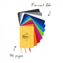 Carnet personnalisé A6 Spectrum