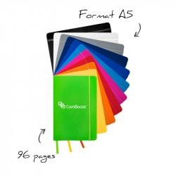 Carnet A5 Spectrum publicitaire