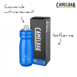 Bouteille de sport isotherme CamelBak personnalisée