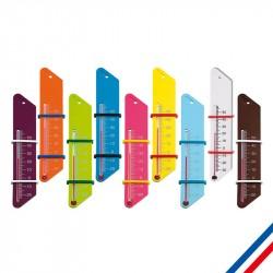 Thermomètre design Quadri Made in France