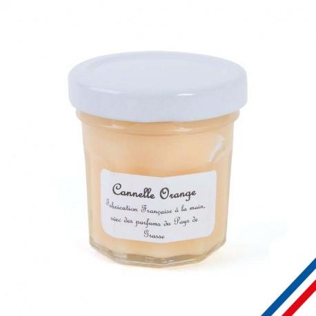 """Bougie parfumée """"Cannelle orange"""""""