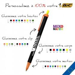 Stylo à bille BIC® Clic Stic personnalisé