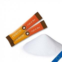 Dosette de sucre publicitaire