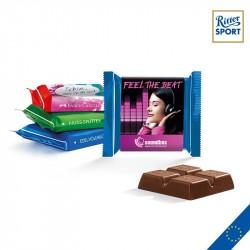Carré chocolat personnalisé RITTER SPORT