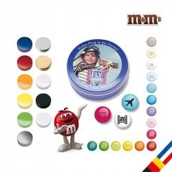 Bonbon My M&M's publicitaire en boite 20g
