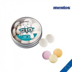 Boîte de bonbons Mentos personnalisée