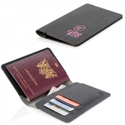 Etui passeport anti RFID Easy
