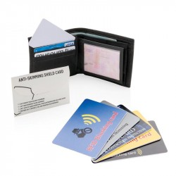 Carte bouclier Anti-RFID