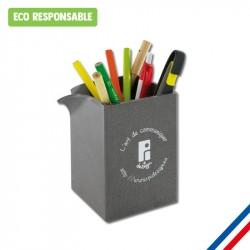 Pot à crayons écologique personnalisé