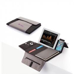 Conférencier porte-tablette publicitaire