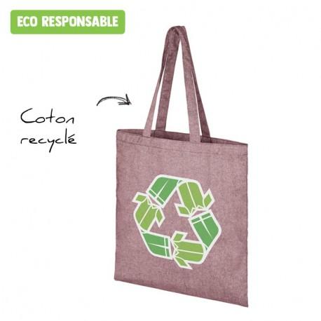 Totebag recyclé personnalisé