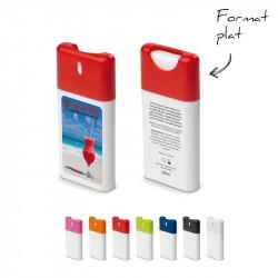 Spray nettoyant mains personnalisé