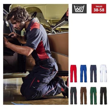 Pantalon de travail Bicolor