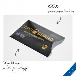 Etui anti RFID 100% personnalisé