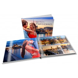 Livre photo Cewe A4 Panorama