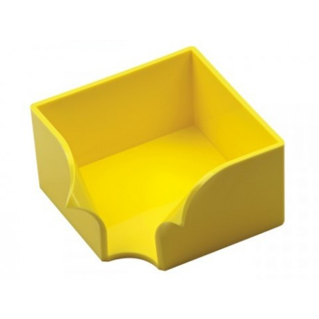 Support bloc papier (90x90x48mm)