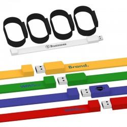 Clé USB publicitaire Bracelet
