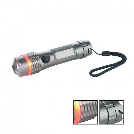 Lampe double fonction sécurité