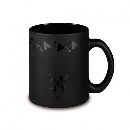 Mug Frozen Colour (en verre dépoli)