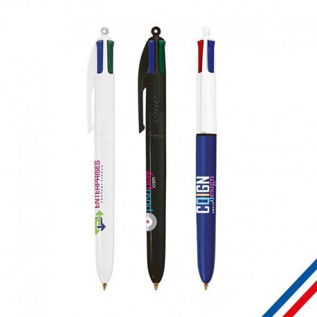 Stylo BIC® 4 Couleurs Bille