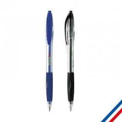 Stylo BIC® Atlantis Clear Bille