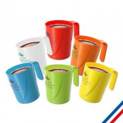 Mug plastique publicitaire  35cl