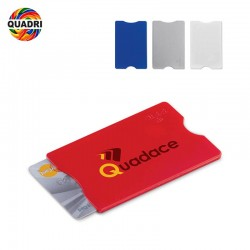 Porte cartes anti-clonage rigide