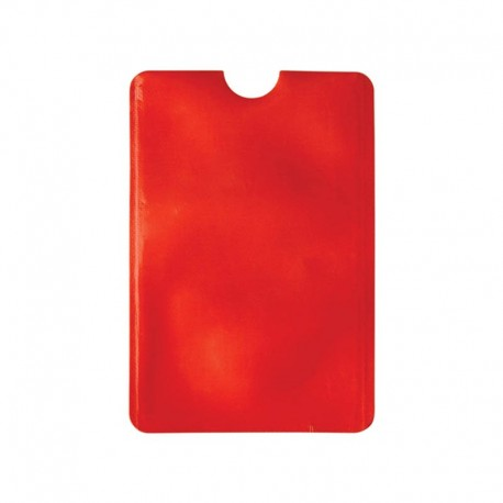 Porte cartes anti-clonage souple
