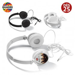 Casque audio personnalisable Photoprint