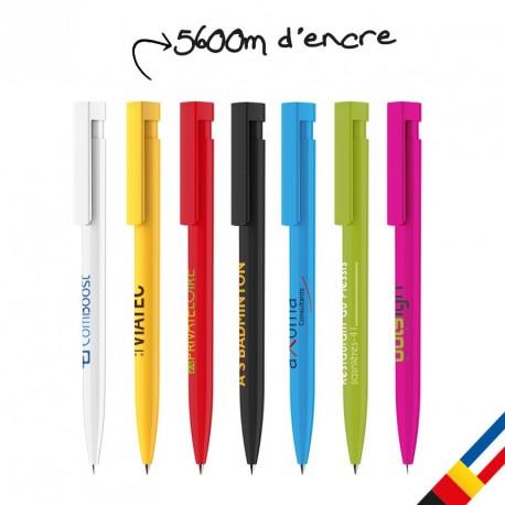stylo liberty polished personnalis votre logo 5600m d 39 encre 7 coloris. Black Bedroom Furniture Sets. Home Design Ideas