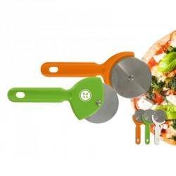 Roulette à pizza métal personnalisée
