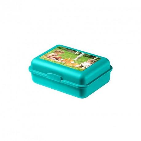 Lunch box plastique publicitaire